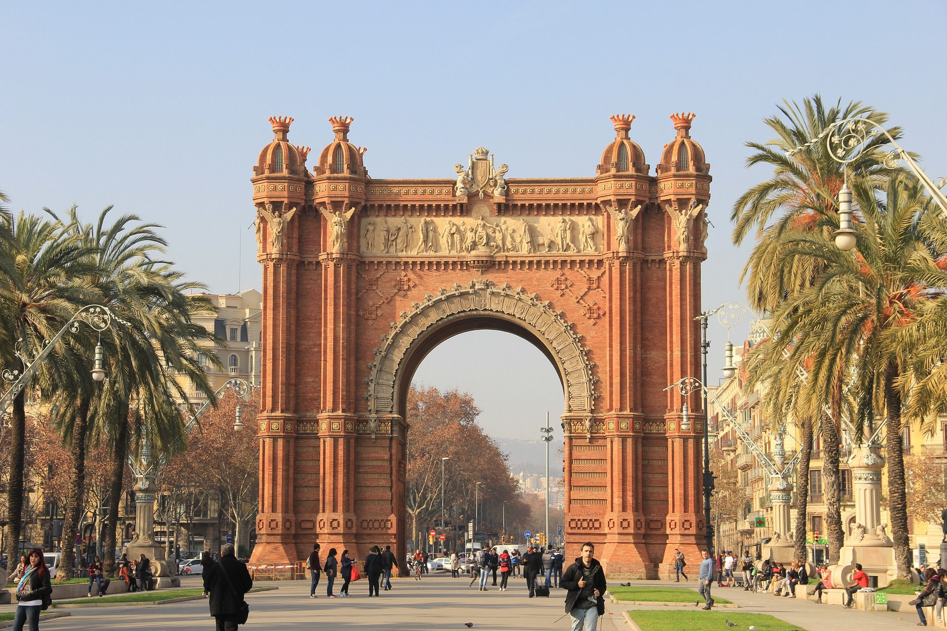 Barcelona will be promoted as a tourist destination accessible for people with disabilities