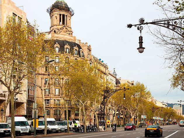 Places in Barcelona with a lot of historical and cultural charm