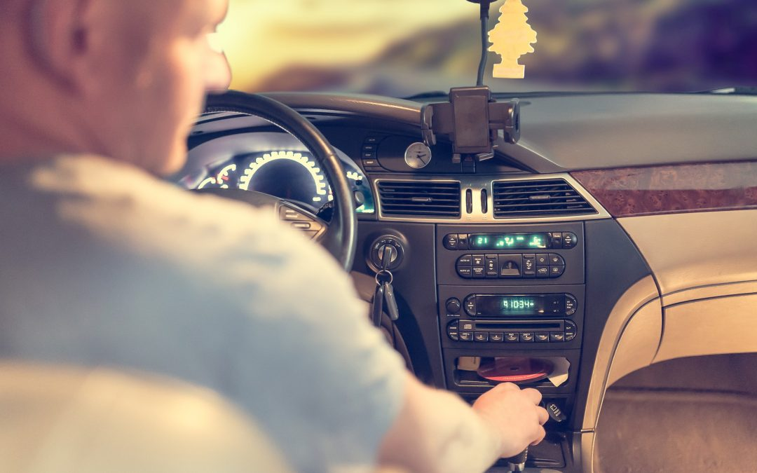 Desinfección de vehículos de alquiler con conductor
